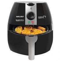 Fritadeira Air Fryer/sem Óleo Mallory - Premium Wellness Fry XL 3,2L Timer