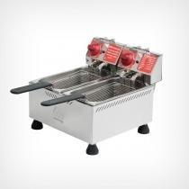 Fritadeira elétrica 2 cubas 4 litros cada  - FT.1.421 (220V) - Marchesoni