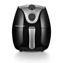 Fritadeira Elétrica Air Fryer Gourmet 2,5 L sem óleo Multilaser - Não definido