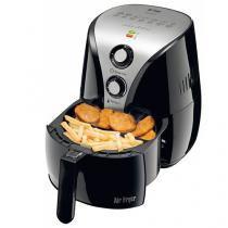 Fritadeira Elétrica Air Fryer/Sem Óleo Mondial - Premium 2,5L Timer
