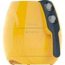 Fritadeira Elétrica Cadence Perfect Fryer FRT544 Amarela 2,3L com Timer -