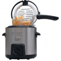 Fritadeira Elétrica Com Óleo Zeex Frit Fast FT235 1L -