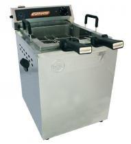 Fritadeira Elétrica Industrial 18 litros água e óleo Bancada Cotherm 220V -