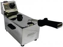 Fritadeira Elétrica Industrial Cotherm Turbo 2532 - 3L Inox com 1 Cesto