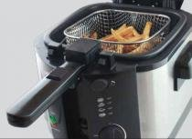 Fritadeira Elétrica Mallory Fry Inox 1500w 2 Litros - 220V - Mallory