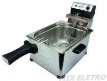 Fritadeira Elétrica Profissional 5 Litros 1 Cuba Cotherm -