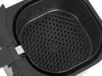 Fritadeira Elétrica Sem Óleo/Air Fryer Mallory - Grand Smart Preta 4L com Timer