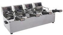 Fritadeira Elétrica Turbo 4 Cubas 3 Litros (Cada) - 220V - Cotherm