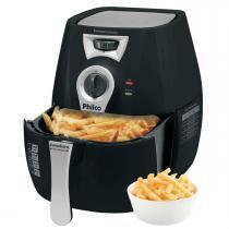 Fritadeira Philco Air Fry Saúde 53802019 Preta 220v - Philco