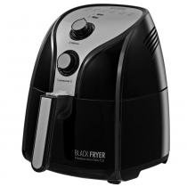 Fritadeira sem Óleo Air Fryer Blackfryer 2,5 Litros - Black  Decker -