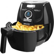 Fritadeira sem Óleo/Air Fryer Mallory Digital XL - 3,2L com Sistema Spin Air