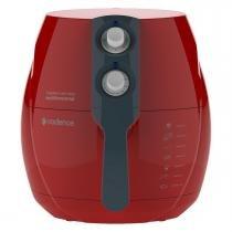 Fritadeira Vermelha Sem Óleo Colors Cadence -