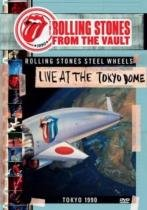 From the vault - live at the tokyo dome 1990 (dvd) - Som livre dvd (rimo)