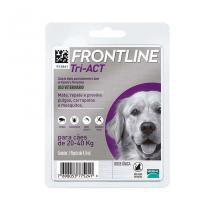 Frontline Tri-Act 20 a 40kg 4ml Merial - Descrição marketplace -