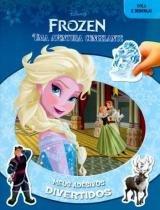 Frozen - uma aventura congelante - meus adesivos divertidos - Difusao cultural do livro