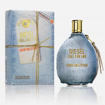 Fuel For Life Denim Collection Femme Diesel Eau de Toilette Perfume Feminino 75ml - Diesel
