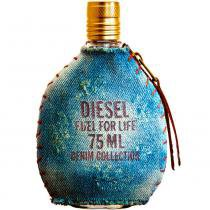 Fuel for Life Denim Collection Homme Diesel Eau de Toilette Perfume Masculino 75ml - Diesel