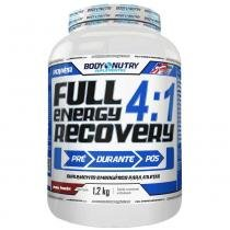 Full Energy Recovery - 1,2Kg - Body Nutry - Frutas Vermelhas - Body Nutry