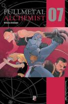 Fullmetal Alchemist 7 - Jbc - 1
