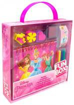 Fun box - Caixinha divertida: Princesas - Dcl