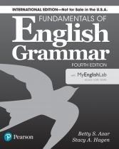 Fundamentals of english grammar sb with myenglishlab - 4th ed - Pearson (importado)