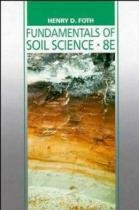 Fundamentals of soil science - 8th ed - Wie - wiley international editions