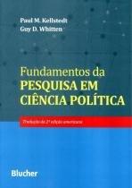 Fundamentos da pesquisa em ciencia politica - 2 ª  ed - 9788521209980 - Edgard blucher