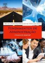 FUNDAMENTOS DE ADMINISTRACAO - 2º ED - Campus universitario (elsevier)