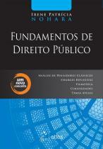 Fundamentos De Direito Publico - Atlas - 952588