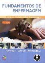 FUNDAMENTOS DE ENFERMAGEM - 5ª ED - Artmed saude
