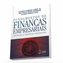Fundamentos De Financas Empresariais - Ltc - 952889