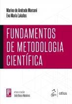 Fundamentos de Metodologia Científica - Atlas