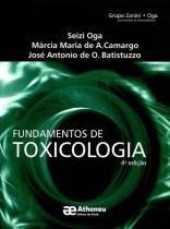 Fundamentos de Toxicologia - Atheneu