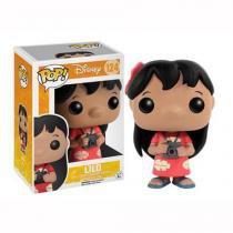Funko Pop Disney: Lilo  Stitch - Lilo 124 -