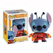 Funko Pop Disney: Lilo  Stitch - Stitch 125 -