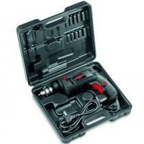 "Furadeira de impacto 3/8"" 550 watts com maleta - FI-09M (220V) - Mondial"