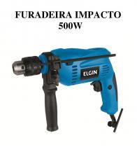 Furadeira de Impacto 500w PRO Elgin - 110v - Elgin