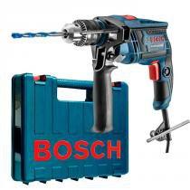 Furadeira de Impacto Profissional GSB 13 RE 1/2 600W 220V com Maleta - Bosch
