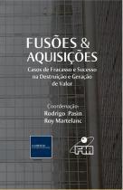 Fusoes E Aquisicoes - Vol I - Aut Paranaense - 1