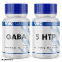 Gaba 400mg 60Cps + 5HTP 100mg 30Cps - Unicpharma