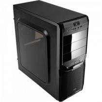 Gabinete Gamer Mid Tower Aerocool V3x Window Preto -