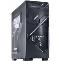 Gabinete MID-Tower Chacal com 1 Fan LED Branco CHACALPTOBC2FCA - Pcyes - Pcyes
