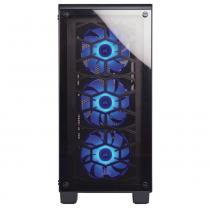 Gabinete Mid Tower Gaming Crystal 460X Rgb Cc-9011101-Ww Corsair -