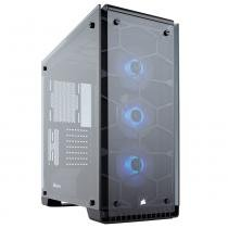 Gabinete Mid Tower Gaming Crystal Series 570X Rgb Cc-9011098-Ww Corsair -