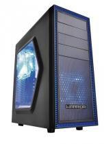 Gabinete Multilaser Gamer Warrior 03 Cooler C/ Led Ga134 - GA134 -