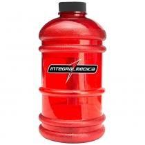 Galão - 2,2L - Body Size - Vermelho - Integralmédica -