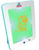 Galinha Pintadinha Tablet Fun 3D Branco - Dican -