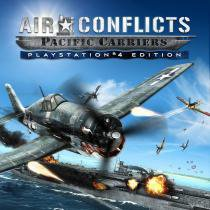 Game Air Conflicts: Pacific Carriers - PS4 - Sony