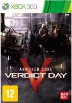 Game Armored Core: Verdict Day - XBOX 360 - Square enix