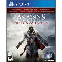 Game Assassins Creed The Ezio Collection - PS4 - Ubisoft
